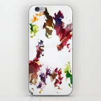 Splatter iPhone & iPod Skin