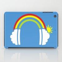 Rainbowphones iPad Case