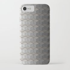 Pattern #6 Greyscale iPhone 7 Slim Case