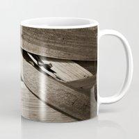 Wooden Layers Mug