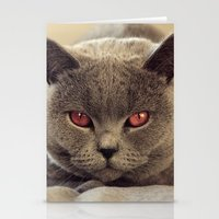 Superstar Diesel The Cat… Stationery Cards