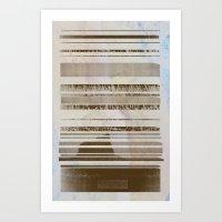 Sieze. Art Print