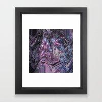 Materia A Framed Art Print