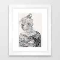 I Remember Everything Framed Art Print