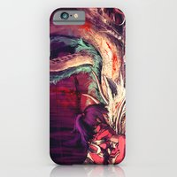 iPhone & iPod Case featuring Bleed by Alice X. Zhang