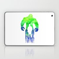 The Hulk  Laptop & iPad Skin