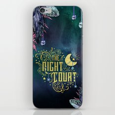The Night Court iPhone & iPod Skin