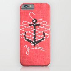 Je t'aime Slim Case iPhone 6s