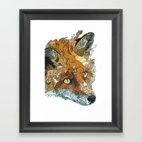 Her Complicated Nature I… Framed Art Print