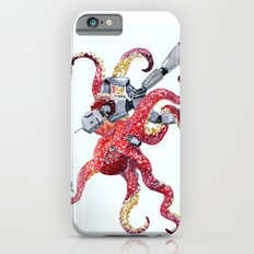 Robot Octopus Tango Date Slim Case iPhone 6s