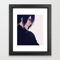 Adult Sasuke Framed Art Print