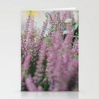Lovely Pink. Stationery Cards