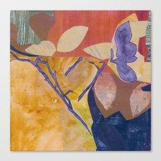 Autumn Dance IV Canvas Print