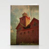 Light on the Lake Stationery Cards