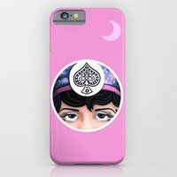 iPhone & iPod Case featuring Clara by Kiki Stardust (OLD)