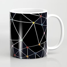 Seg with Color Spots Mug