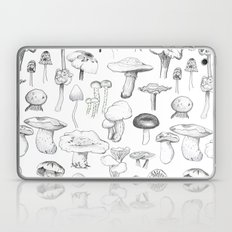 The mushroom gang Laptop & iPad Skin