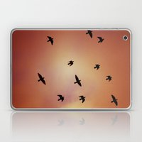 Art Of Flight #2 Laptop & iPad Skin