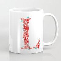 Monograms - L Mug