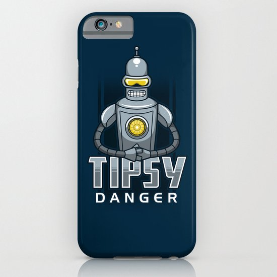 Tipsy Danger iPhone & iPod Case