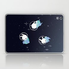 Space Bunnies Laptop & iPad Skin