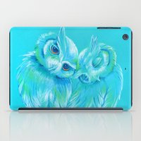 Lovey Owls iPad Case