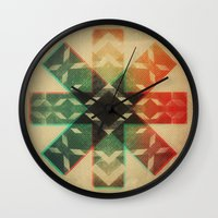 Technicolor Dream-o-Scope Wall Clock