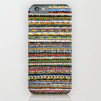 iPhone & iPod Case featuring colorful by Asja Boros