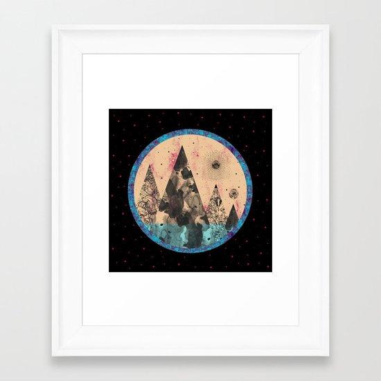 M.D.C.F.  Framed Art Print