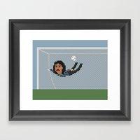Rene Higuita Framed Art Print