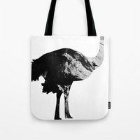 Ostrich (The Living Thin… Tote Bag