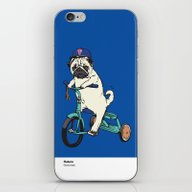 iPhone & iPod Skin featuring Haters Gonna Hate Philli… by Huebucket