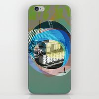 The Abstract Dream 14 iPhone & iPod Skin