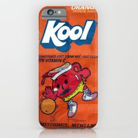 iPhone & iPod Case featuring kool by sr casetin