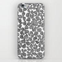 Contemporary Paisley Revolution iPhone & iPod Skin