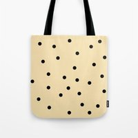 Chocolate Chip Tote Bag