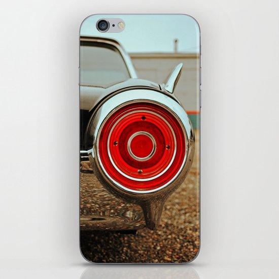 Thunderbird details iPhone & iPod Skin