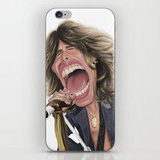 Steven Tyler iPhone & iPod Skin