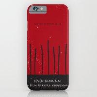 Seven Samurai iPhone 6 Slim Case