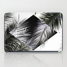 Palm Leaves 3 Geometry iPad Case