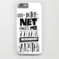 Internet Envy iPhone 6 Slim Case
