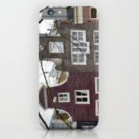 Amsterdam Houses iPhone 6 Slim Case