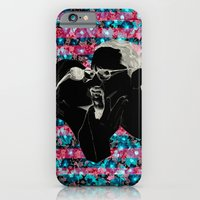 Love will keep us together iPhone 6 Slim Case