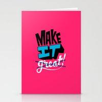 Make It Stationery Cards