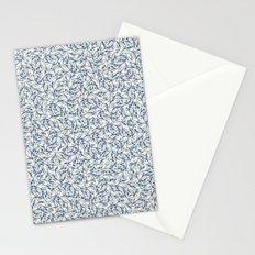 Crystallized (BLUE) Stationery Cards