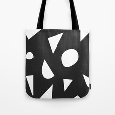 Boom on Black Tote Bag