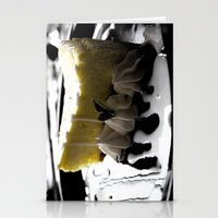 Iced Lemon Cake Stationery Cards