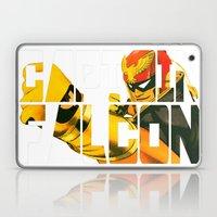 Captain Falcon Laptop & iPad Skin