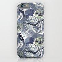 Birds Pattern iPhone 6 Slim Case