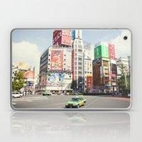Tokyo Candyland Colors Laptop & iPad Skin